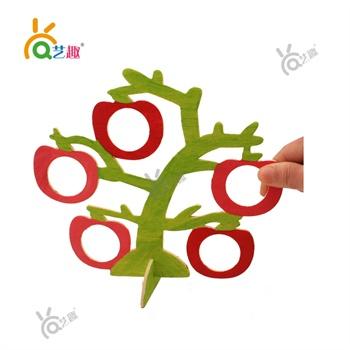 艺趣幼儿园手工材料包苹果树相框父亲节礼物儿童diy