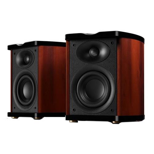 神价格:HiVi 惠威 2.0 多媒体有源音箱 M100 (棕红色)
