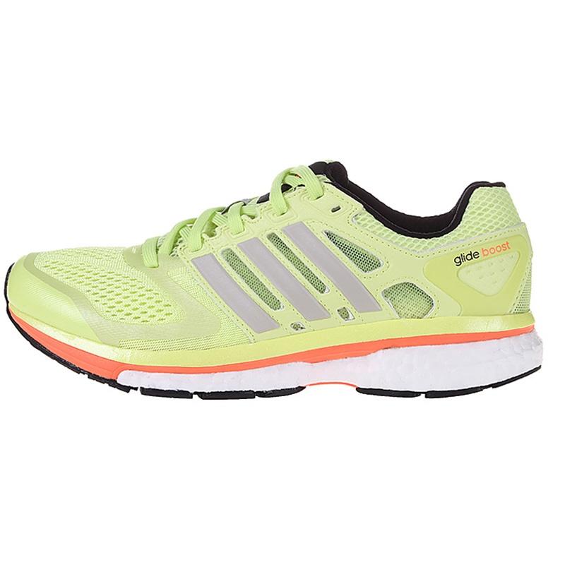 阿迪达斯adidas2014新款女运动鞋跑步鞋f