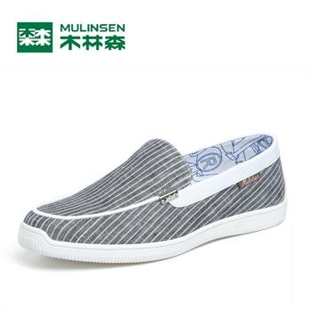 木林森男鞋 正品 2014年夏季新款