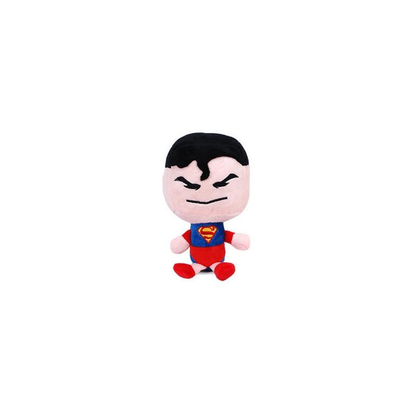 英雄系列复仇军团毛绒玩具q版公仔蝙蝠侠钢铁侠蜘蛛侠超人绿巨人_超人