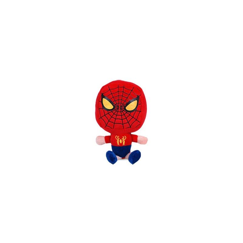 英雄系列复仇军团毛绒玩具q版公仔蝙蝠侠钢铁侠蜘蛛侠