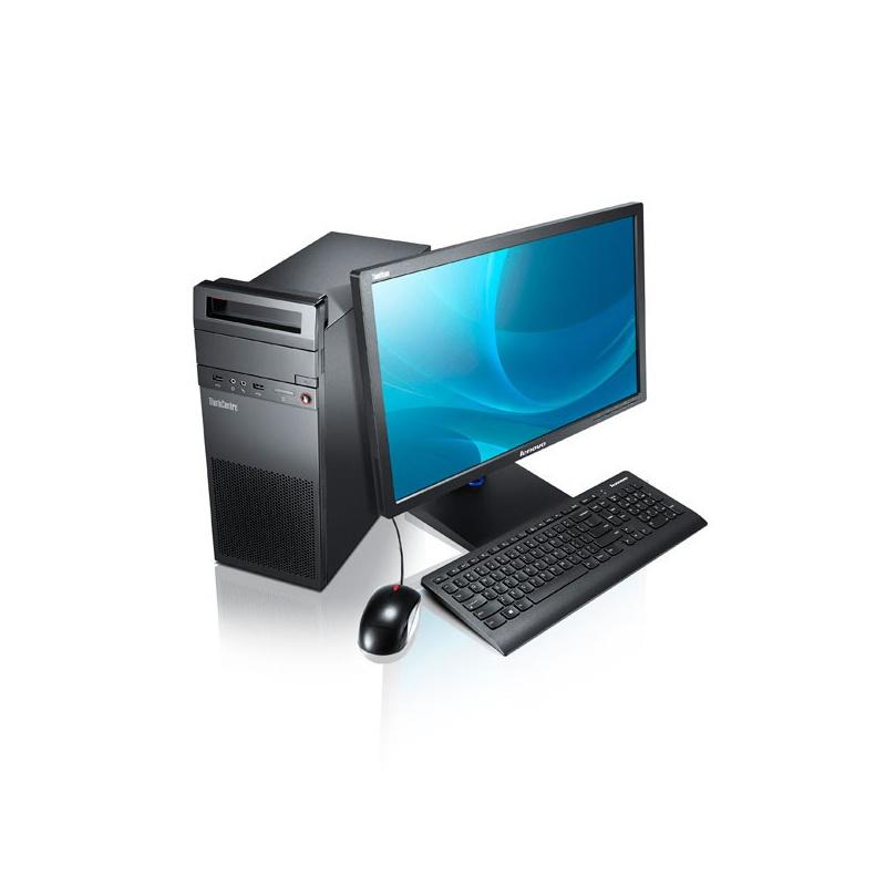 ThinkPadTinkCentreE73-10C0S0-0300I7-4770S4G1T1GDVD-RWWIN819.5寸显示屏