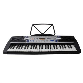 美科电子琴MK 2065 54键 仿钢琴键盘 美科初学者教学型电子琴怎么