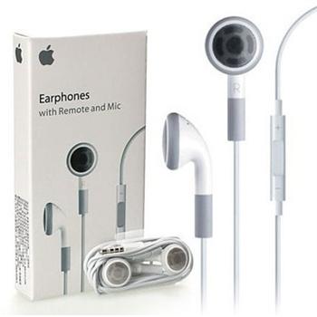 【原装正品】苹果iphone4手机原装线控耳机