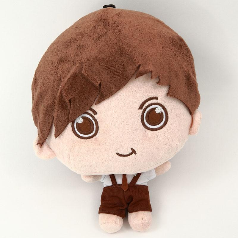 摩丝娃娃公仔抱枕玩偶可爱滴mocmoc