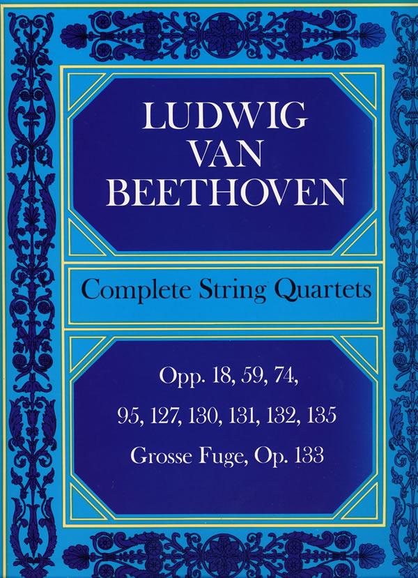 贝多芬弦乐四重奏2歌谱