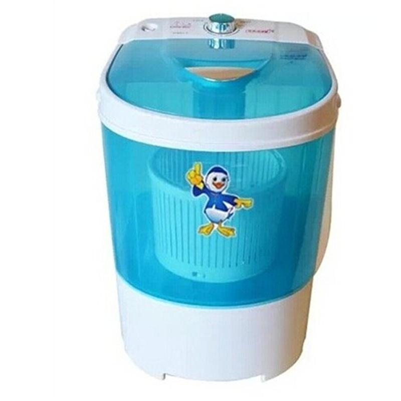 小鸭xpb45-c单筒小型半自动迷你洗衣机带甩干脱水 洗脱两用