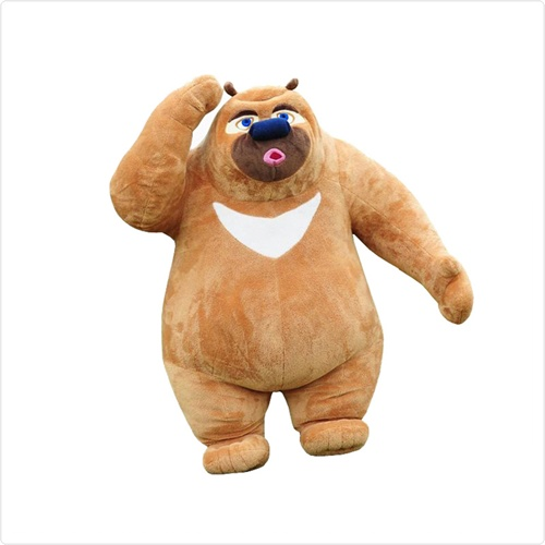熊出没配音演员照片 熊出没萝卜头图片 熊出没填色画 熊出没涂涂图片