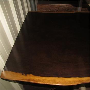 稀有黑檀木大板
