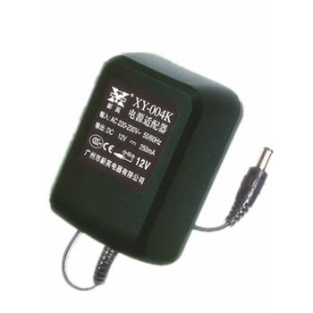 新英xy-004k 12v 0.25a dc 12v 250ma直流电源电源转换器适配器