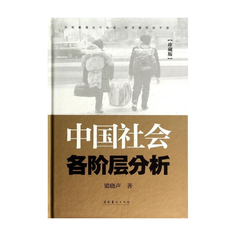 《中国社会各阶层分析(珍藏版)(精)