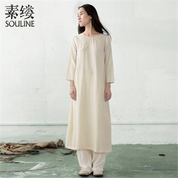 【素缕/souline裙装】素缕souline《秋日晨阳》2014图片