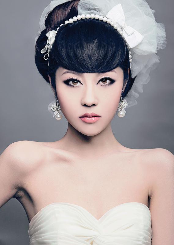 8 中式新娘 第5章 时尚化妆造型篇  5.1 时尚化妆造型概述  5.