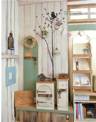 木工大师教你做36款自然风家具