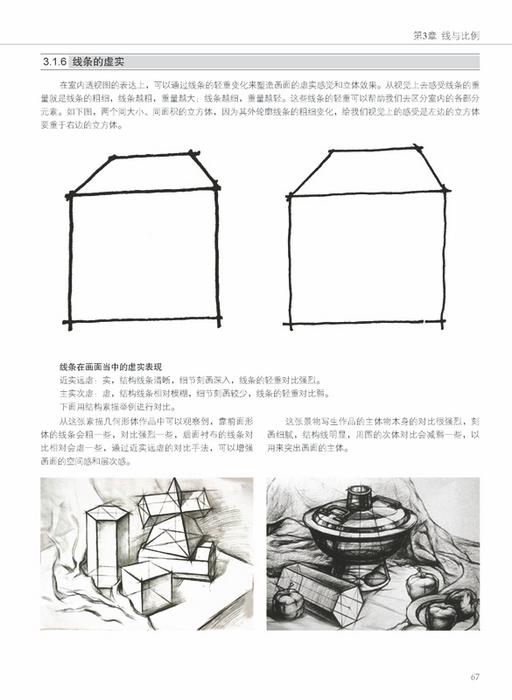 印象手绘——室内设计手绘透视技法