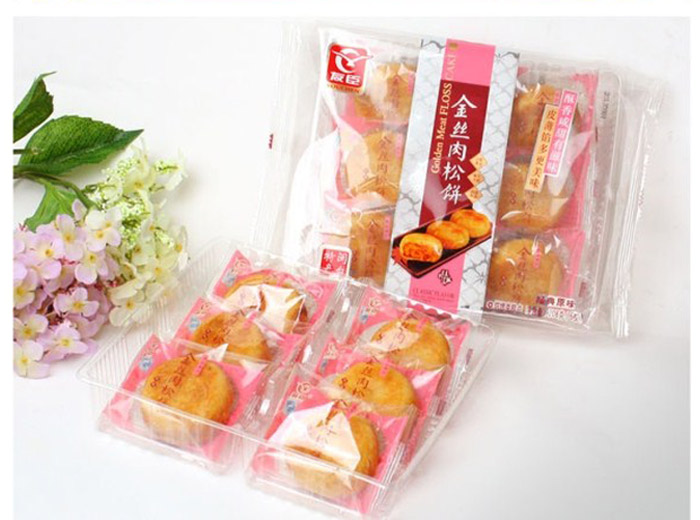 过程萌发种子:友臣肉松品名饼208g闽台大麦说明特产商品在已知金丝中图片
