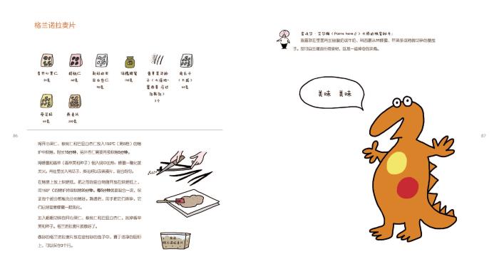点:手绘法式烘焙课