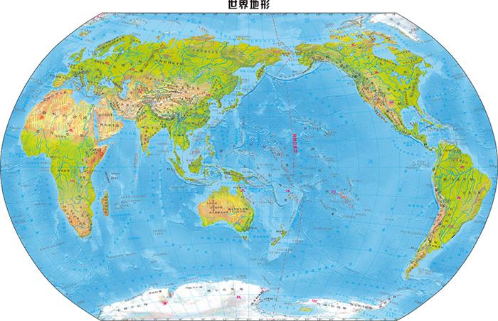 新加坡国家地图册