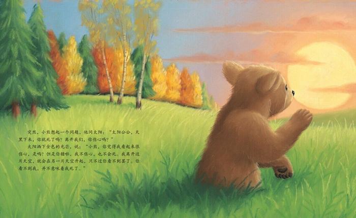 难过熊图片大全可爱