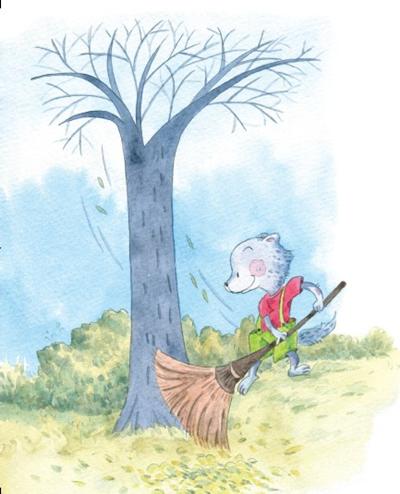 从前,有一个砍柴的小孩子相信梦,于是他在山里遇到了一个老神仙,得到