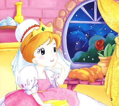 世界童话典藏绘本 白雪公主