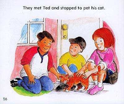 《清华儿童英语分级读物——开心小读者