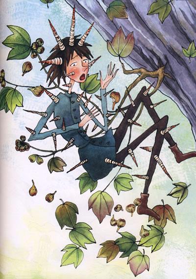 求一个童话故事,和数学有关-用语文数学英语书