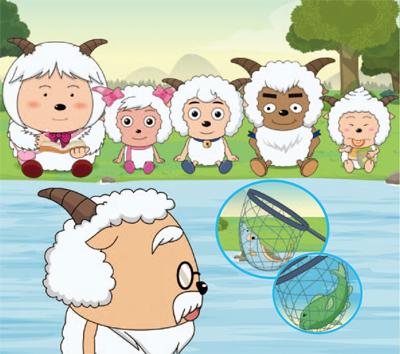 喜羊羊与灰太狼深海寻宝智斗世界3认读大章鱼喜羊羊与灰太狼故事寻宝迷你深海北极熊怎么死图片