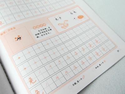 写体字帖:汉字笔画笔顺(让孩子-汉字是由十数种基本笔画