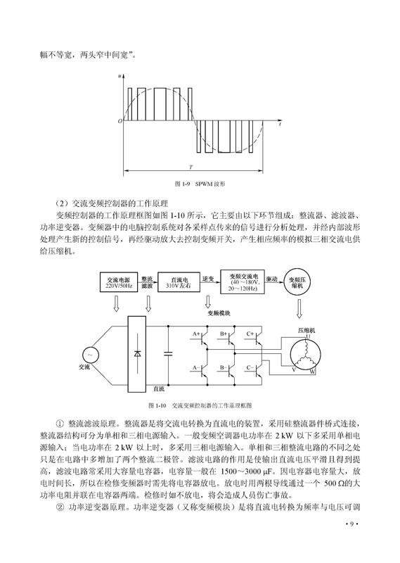 3.1 压缩机 3.3.2 毛细管 3.3.3 电子膨胀阀,单向阀,四通阀 3.3.图片