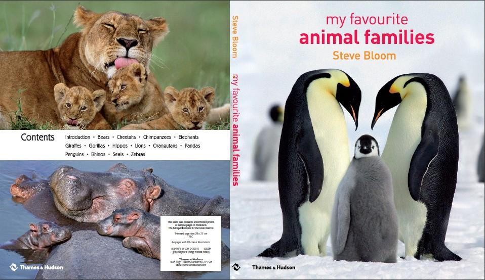 最可爱的动物家庭()