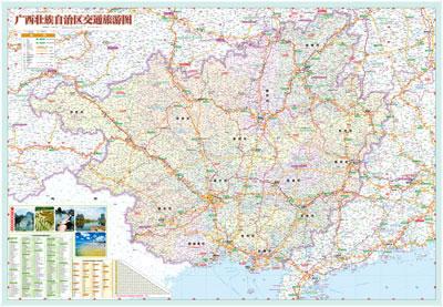 柳州市道路地图