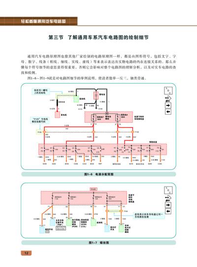 轻松看懂汽车电路图系列--轻松看懂通用汽车电路图