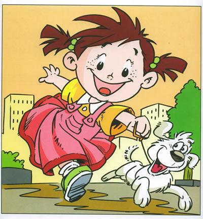 《卡通人物篇 1——学画卡通画系列丛书》程新平