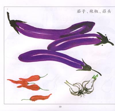 儿童绘画启蒙宝典系列-儿童中国画入门
