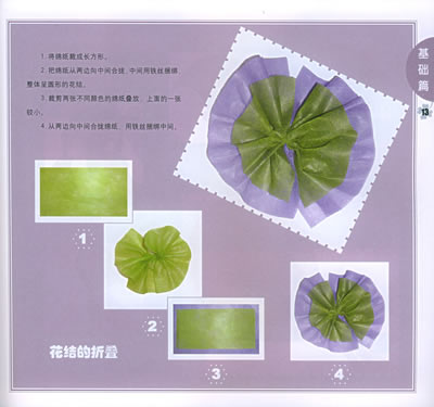 花卉包装的分类   花卉包装材料   包装前需要准备的物品 基础篇