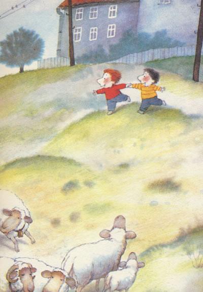 《我爱阅读丛书6两个好朋友的争吵》(
