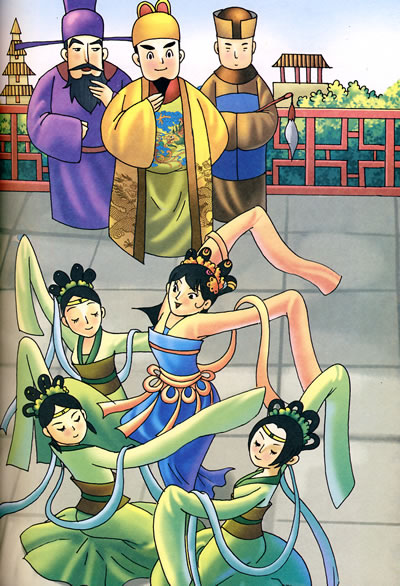 孩子最喜爱的中国传统故事(三)海公案