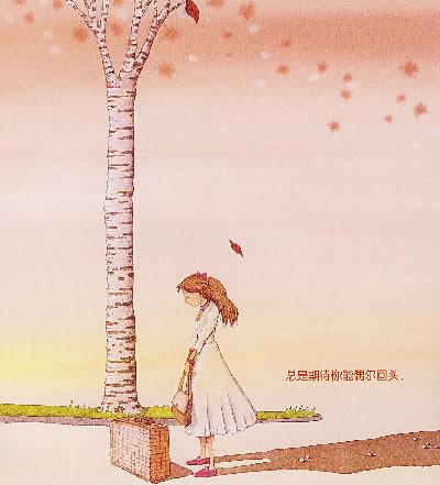 画画是我的梦想,而你,也是我的梦想,一幅又一幅如梦似幻的画境,是我说