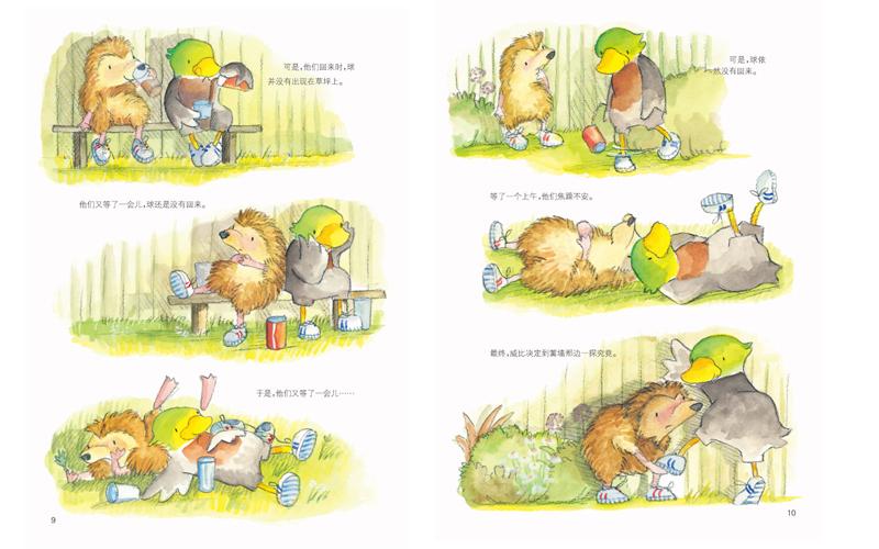 畅销英国的儿童绘本